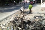 Kamera juru foto wartaplus.com raib saat demo anarkis di Jayapura