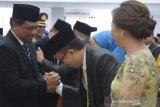 Anggota DPRD Palu terpilih  diingatkan isi pidato Umar bin Khattab
