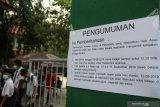 SD di Palembang  mundurkan jam masuk hindari asap
