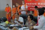 Polisi ungkap empat WNA Bulgaria kasus pencurian data kartu ATM