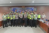 Dirlantas Polda Sulawesi Utara lakukan supervisi ke sejumlah Polres