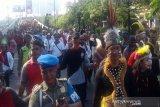Ribuan warga ikuti kirab kebangsaan peringati Haornas di Solo