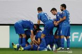 Meski dibombardir, Azerbaijan tahan imbang Kroasia 1-1