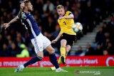 Belgia hajar Skotlandia 4-0