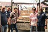 Ratusan ribu batang rokok ilegal diamankan di Simeulue