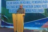 Pembangunan destinasi wisata Danau Poso dimulai