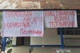 Karhutla Riau - BEM Universitas Riau desak pemerintah atasi Karhutla