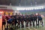 Terbaik, Tim futsal Tuah Sakato sapu bersih kemenangan di babak 34 besar Liga Futsal Nusantara 2019