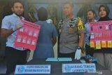 31 gram sabu dari seorang pengedar di Mataram diamankan polisi