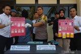 Ungkap kasus peredaran sabu, Polres Mataram selamatkan 1.200 jiwa dari bahaya narkoba