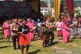 Polda DIY ajak pelajar asal Papua merayakan HUT Polwan