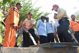 16 tangki air didistribusikan per pekan atasi kekeringan di Prambanan