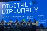 Media sosial kini jadi wadah berdiplomasi secara digital