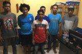 Polres Bintan amankan empat TKI dan satu TKA Bangladesh