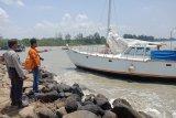 Penemuan kapal tanpa awak, polisi koordinasi dengan Imigrasi