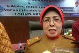 Pemkot Palembang kejar target 95 persen  UHC