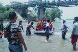 Samsuddin Bahri yang terseret arus Sungai akhirnya ditemukan dalam kondisi tak bernyawa