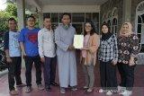 Karhutla Riau - Alumni Universitas Riau siapkan