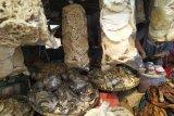 Ikan asin air tawar oleh oleh khas Lampung, digemari wisatawan