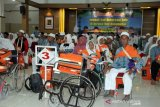 66 Haji asal Debarkasi Surakarta meninggal