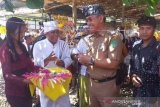 Bupati apresiasi ngaben massal umat Hindu di Luwu Timur