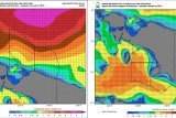 BBMKG ingatkan nelayan-nakhoda waspadai angin kencang di perairan Papua