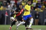 Peru paksa Brasil telan  kekalahan 0-1 di laga persahabatan