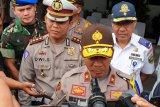 Polantas Palembang tilang 1.700 pengendara  dalam Operasi Patuh