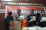 Seorang mahasiswa Makassar bawa 20 kg sabu dari Malaysia