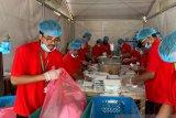 Kebutuhan konsumsi haji Indonesia 2019 mencapai 15,3 juta boks makanan