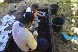 Balai Arkeologi Maluku temukan fondasi kedaton lama kesultanan Tidore