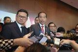 Jokowi terima DIM revisi UU KPK