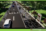 Proyek Jalan Sultan Muzafarsyah Siak telan Rp8,6 miliar
