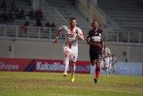Liga 1 -- Persija menyerah 0-2 atas Persipura