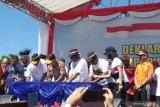 Warga Manokwari Papua Barat tanda tangan Deklarasi Damai