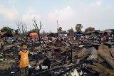 BPBD Banjarmasin akui ada isu sabotase kebakaran permukiman