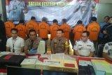 Polisi membongkar jaringan penjual materai palsu