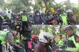 Ribuan pengendara terjaring razia di kota Palu selama Operasi Patuh Tinombala