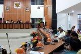 Sembilan fraksi DPRD Kota Palu ditetapkan