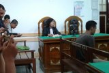 Hendri Yosa kurir 55 kilogram sabu dijatuhi hukuman mati