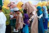 Al Hidayah Kalteng berbagi 'Kado Hijrah' untuk anak-anak yatim