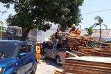 BPBD Kota Makassar bantu perbaikan rumah korban kebakaran