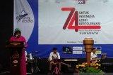 Peringati hari radio ke-74 RRI luncurkan program baru mitigasi bencana