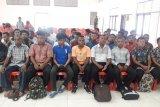 109 putra Papua daftar penerimaan tambahan prajurit calon Bintara TNI AD
