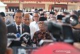 BJ Habibie Wafat, Presiden melayat dan ajak masyarakat mendoakan almarhum