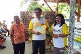 Dukcapil Kepulauan Sangihe luncurkan penggunaan KK elektronik