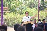 Bupati Adipati hadiri perayaan hari jadi Kampung Donomulyo