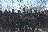 Kemampuan drone CH4 membuat Wiranto terkagum