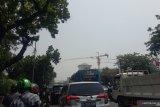 Jakarta di posisi keenam udara terburuk sedunia pada Jumat pagi ini