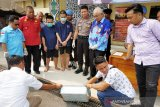Polres Kotim tegaskan tidak akan berhenti perangi narkoba